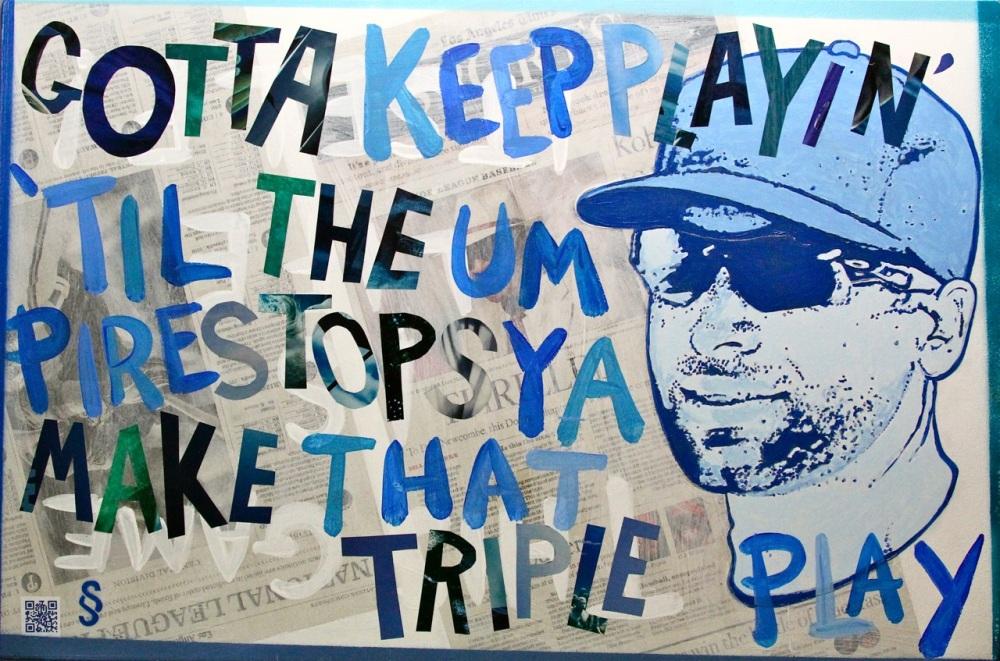 Nationals @ Dodgers, April 27-29, 2012