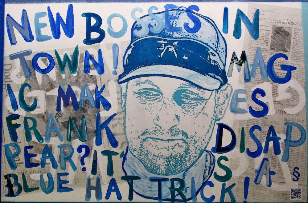 Dodgers @ Rockies, April 30-May 2, 2012