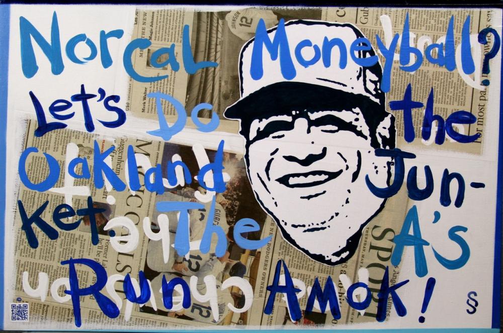 Dodgers @ A's, June 19-21, 2012