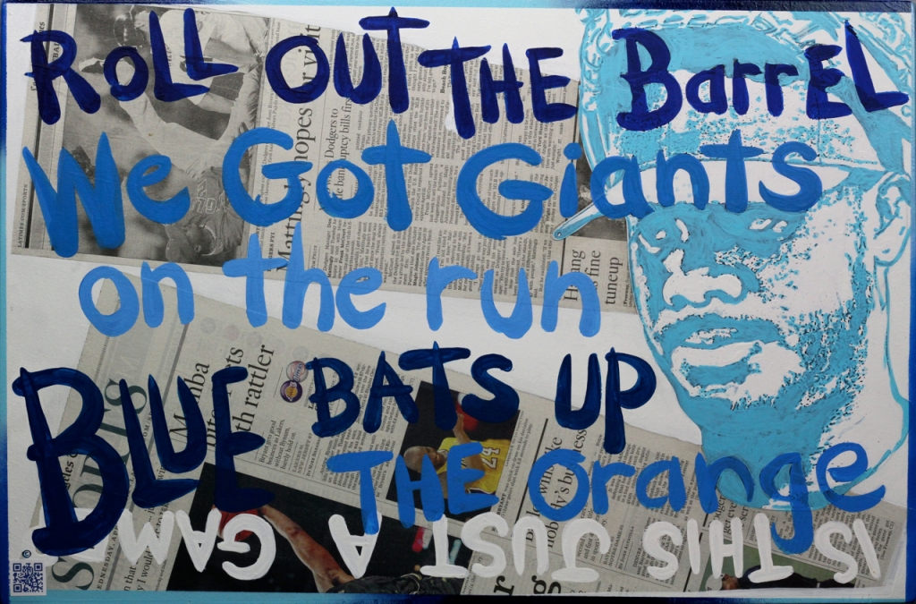 (Giants @ Dodgers, May 7-9, 2012)