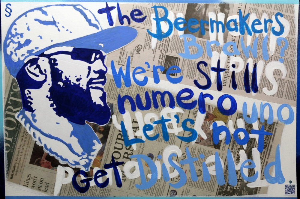(Brewers @ Dodgers, May 28-31, 2012)